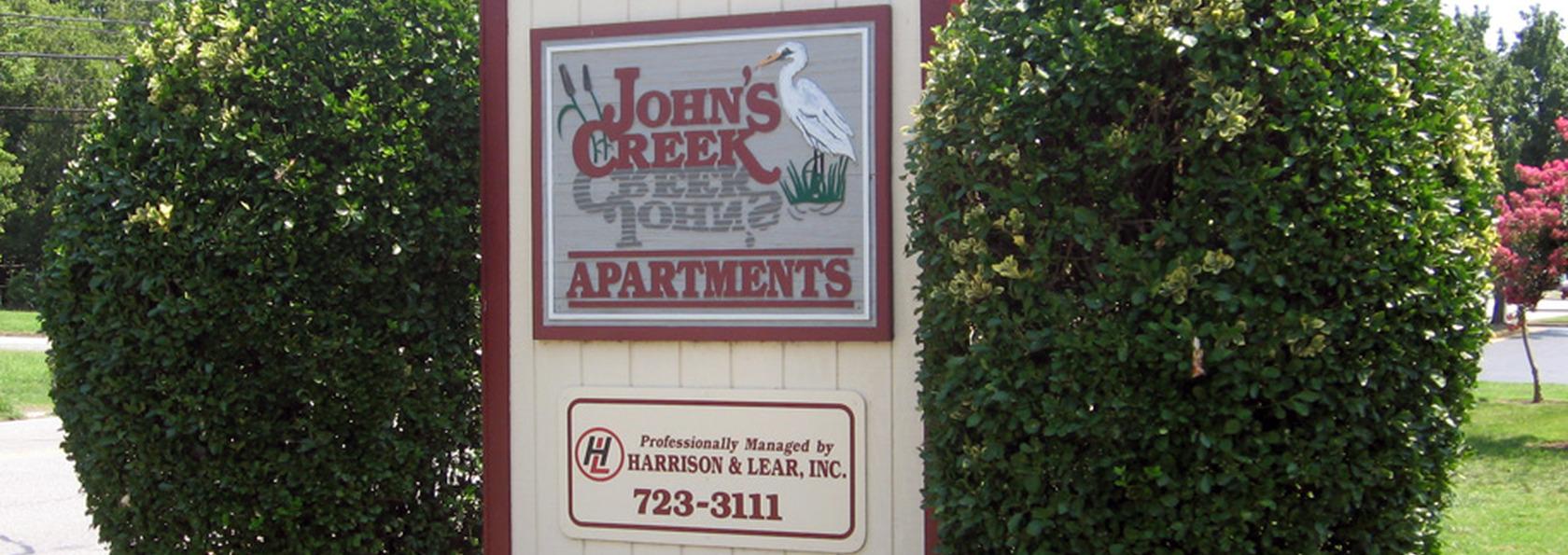 Johns Creek Apartments In Hampton, VA