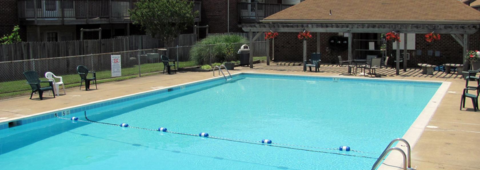 Merveilleux Johns Creek Apartments In Hampton, VA